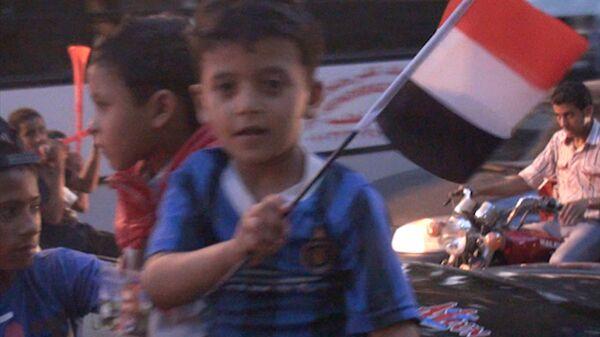 Seguidores de Morsi celebran su victoria en elecciones presidenciales de Egipto - Sputnik Mundo