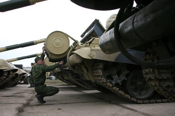 T-72 - Sputnik Mundo