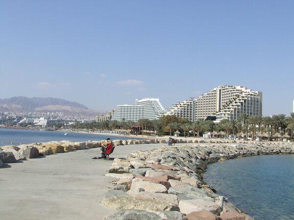 Balneario de Eilat, Israel - Sputnik Mundo