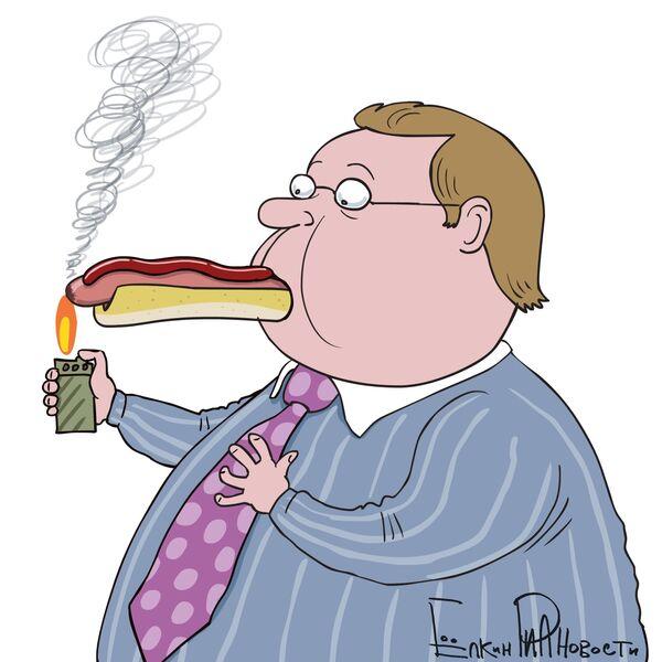 "La ""dieta"" de nicotina - Sputnik Mundo"