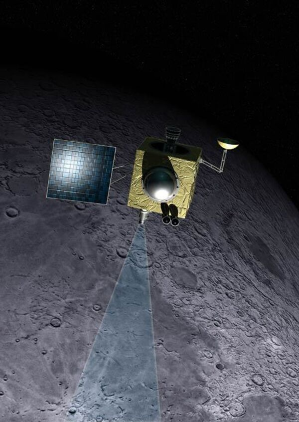 Chandrayaan-1 - Sputnik Mundo
