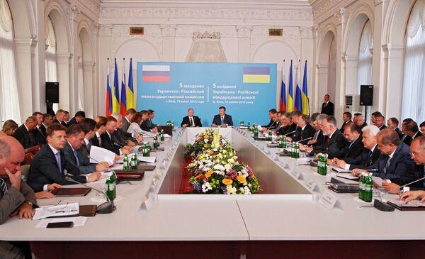 Rusia y Ucrania acuerdan potenciar la cooperación en el sector nuclear - Sputnik Mundo