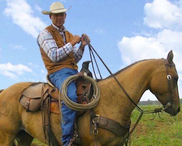 Cowboys y caporales en los campos de Rusia - Sputnik Mundo