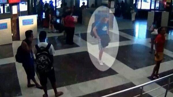 Imágenes del presunto ejecutor del ataque contra turistas israelíes en Bulgaria - Sputnik Mundo