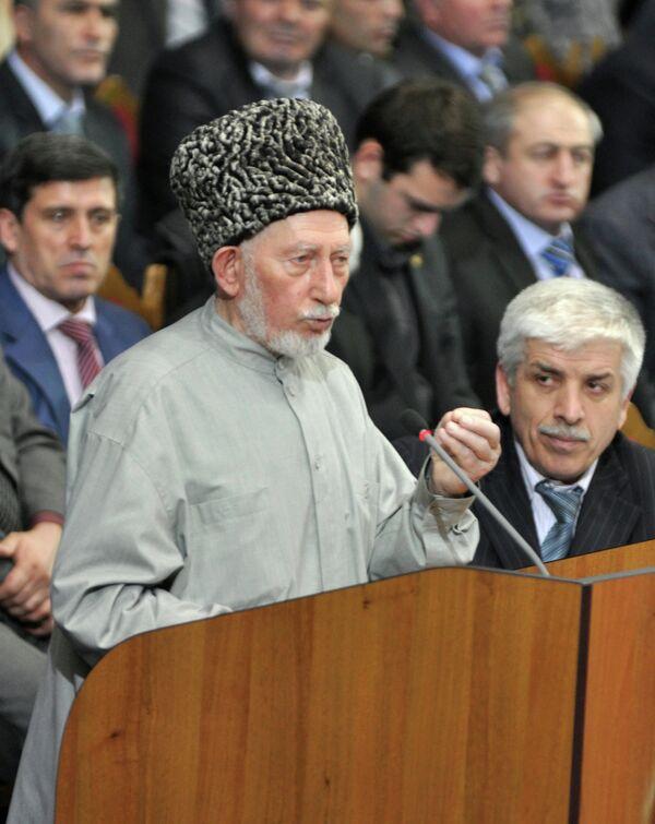 Asesinato de jeque puede dificultar el diálogo islámico en el norte del Cáucaso - Sputnik Mundo