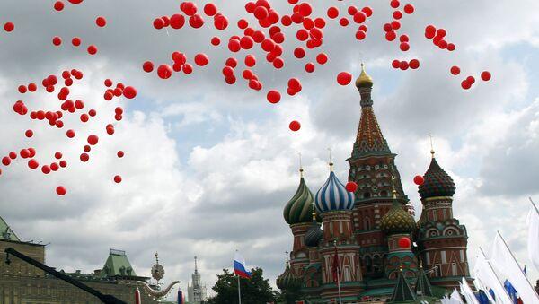 Día de la Ciudad en Moscú (Archivo) - Sputnik Mundo