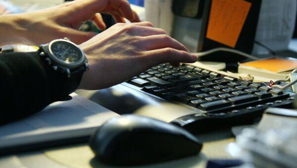 La red global de ciberespías Octubre Rojo roba datos confidenciales desde 2007 - Sputnik Mundo