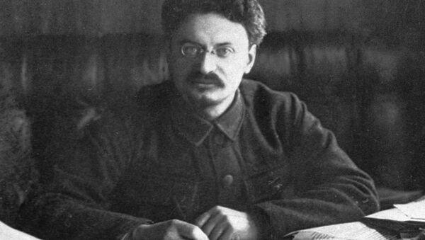 Лев Давидович Троцкий - Sputnik Mundo