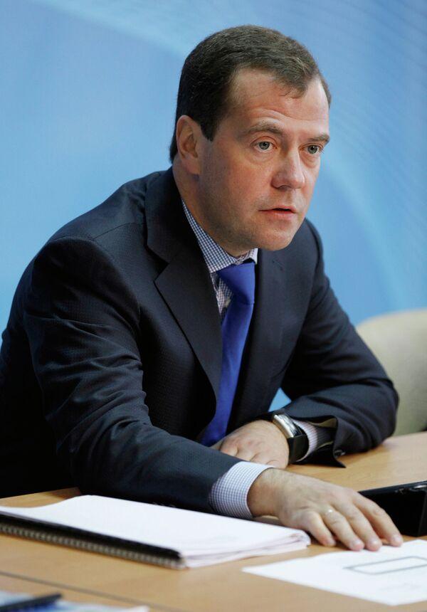 Rusia Unida está dispuesta a entablar diálogo sobre relaciones ruso-georgianas, dice Medvédev - Sputnik Mundo