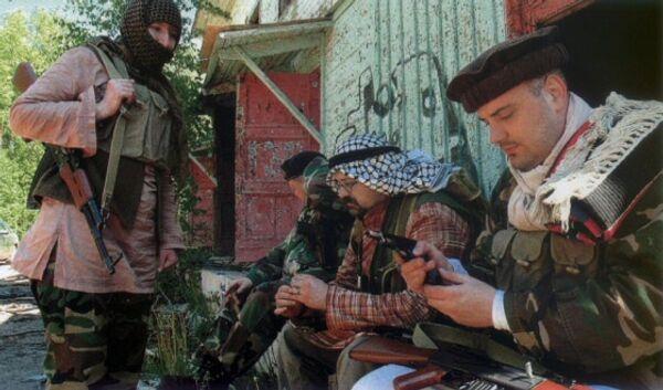 El movimiento talibán en Afganistán (Archivo) - Sputnik Mundo