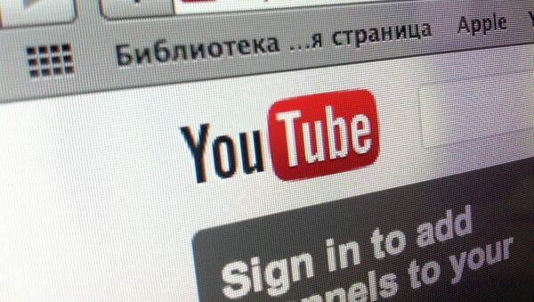 YouTube supera los 51 millones de usuarios mensuales en Rusia - Sputnik Mundo