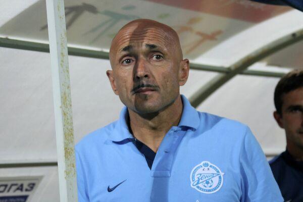 Entrenador del club de fútbol Zenit (San Petersburgo), el italiano Luciano Spaletti - Sputnik Mundo