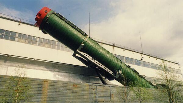 El sistema ferroviario de misiles intercontinentales - Sputnik Mundo