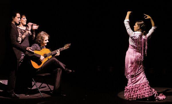 Presentado oficialmente el festival flamenco en San Petersburgo - Sputnik Mundo