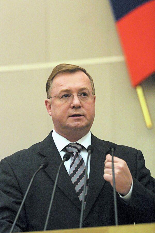 El presidente de Tribunal de Cuentas de Rusia, Serguei Stepashin - Sputnik Mundo