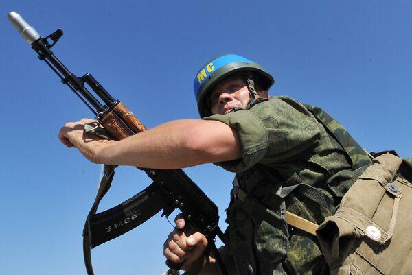 Fusil de asalto Kalashnikov - Sputnik Mundo