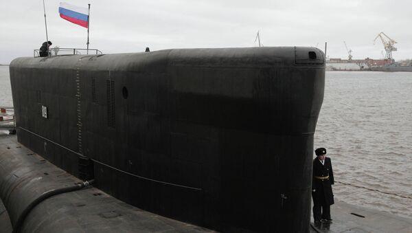 Submarino estratégico nuclear 'Alexandr Nevski' (proyecto 955 clase Borei) - Sputnik Mundo