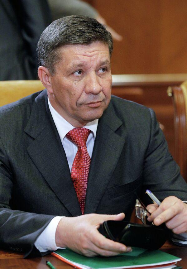 el director de Roscosmos, Vladímir Popovkin - Sputnik Mundo