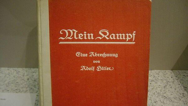 """""""Mein Kampf""""  - Sputnik Mundo"""