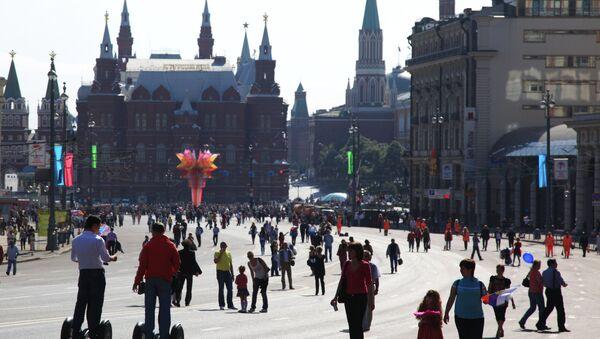 Descubrir Moscú de la mano de sus habitantes - Sputnik Mundo