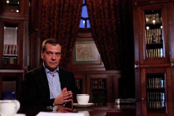"Medvédev advierte de una respuesta ""simétrica y asimétrica"" a la ""ley Magnitski"" - Sputnik Mundo"