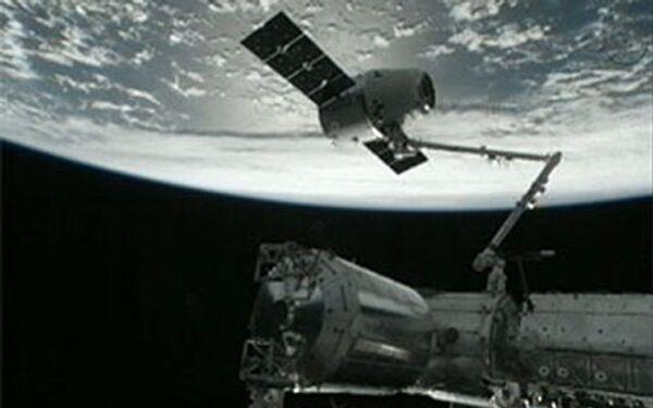 El carguero privado Dragon viajará a la ISS el 1 de marzo - Sputnik Mundo