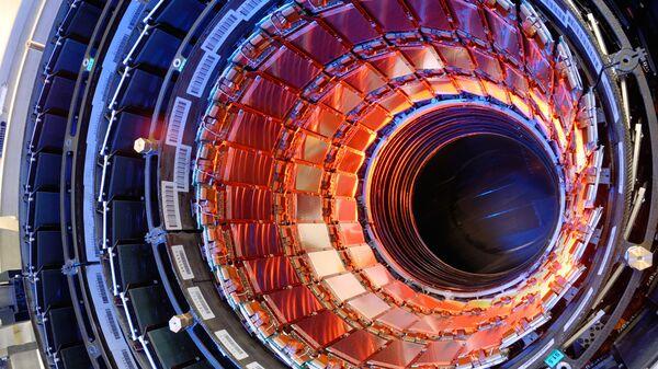 Gran Colisionador de Hadrones - Sputnik Mundo