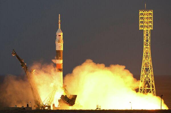 Soyuz TMA-07M - Sputnik Mundo
