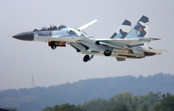 El caza Su-30MKI - Sputnik Mundo