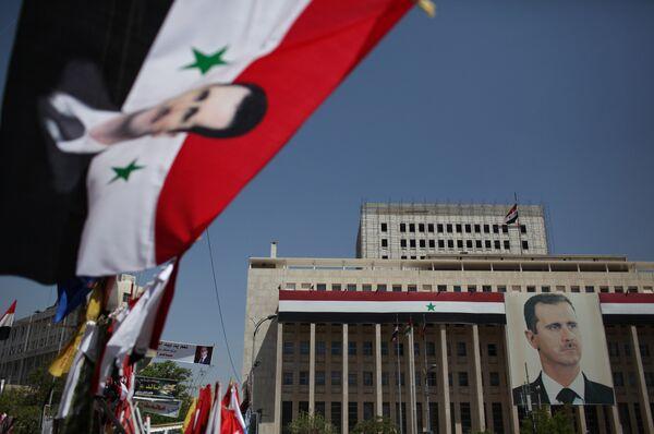 """Obama advierte que EEUU puede """"repensar"""" las opciones en Siria - Sputnik Mundo"""