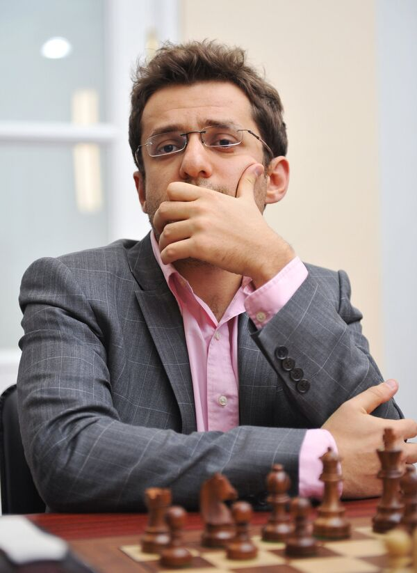 Levon Aronian - Sputnik Mundo