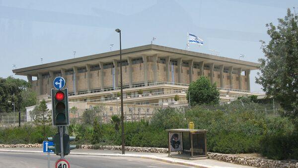 Knesset - Sputnik Mundo
