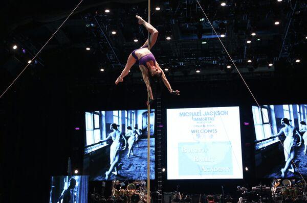 Cirque du Soleil trae a Moscú su espectáculo en homenaje a Michael Jackson - Sputnik Mundo