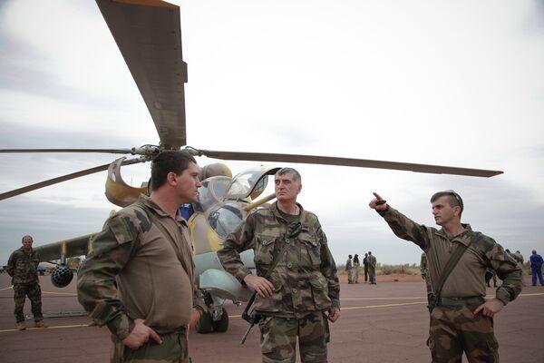La misión francesa en Malí - Sputnik Mundo