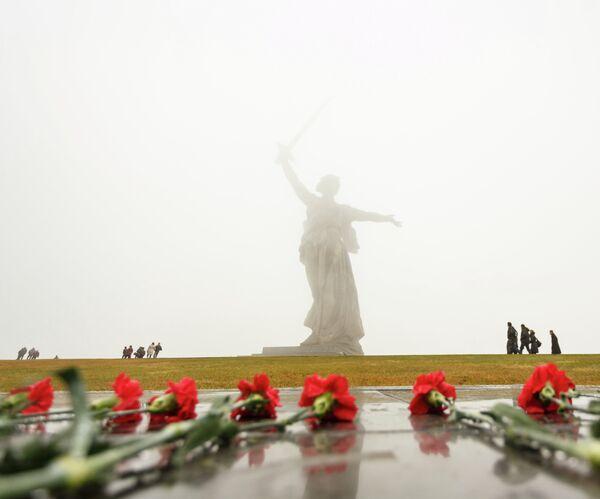 Volgogrado se llamará Stalingrado durante la celebración del aniversario de la famosa batalla - Sputnik Mundo