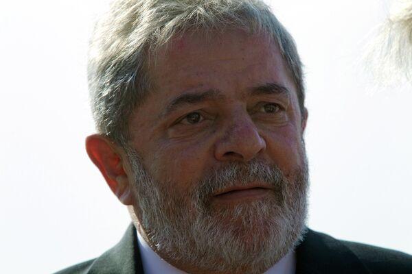 El ex presidente de Brasil Luiz Inácio Lula Da Silva - Sputnik Mundo
