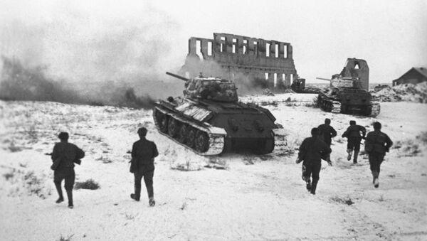 Batalla de Stalingrado (archivo) - Sputnik Mundo