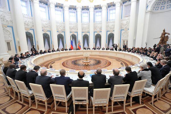 Putin dice que el G-20 debe poner fin al estancamiento en la economía mundial - Sputnik Mundo
