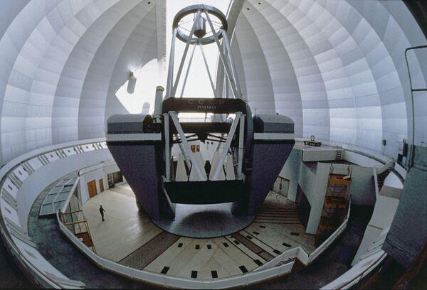 Alrededor de 20 telescopios son suficientes para advertir de meteoritos a los habitantes de la Tierra - Sputnik Mundo