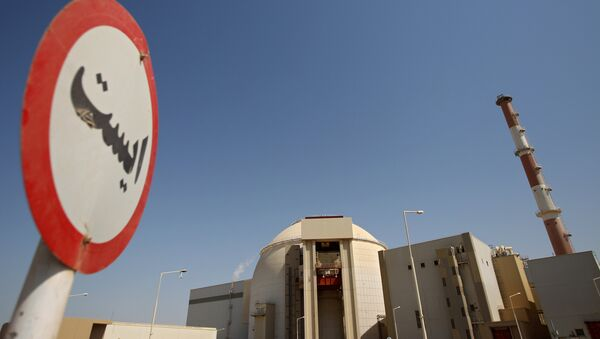 Bushehr, la central nuclear iraní - Sputnik Mundo