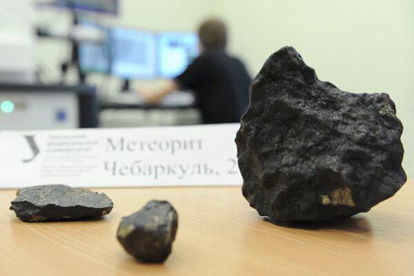 Científicos encuentran fragmentos del bólido de Cheliábinsk - Sputnik Mundo