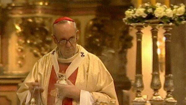 La vida del papa Francisco antes del pontificado - Sputnik Mundo