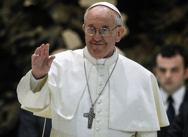 El papa Francisco - Sputnik Mundo