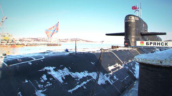 Los submarinistas rusos desconocen el descanso - Sputnik Mundo
