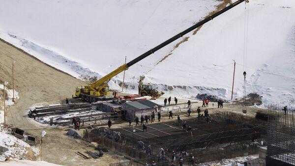 Rampa de lanzamiento en el cosmódromo de Vostochni - Sputnik Mundo