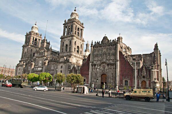 México lindo y querido - Sputnik Mundo