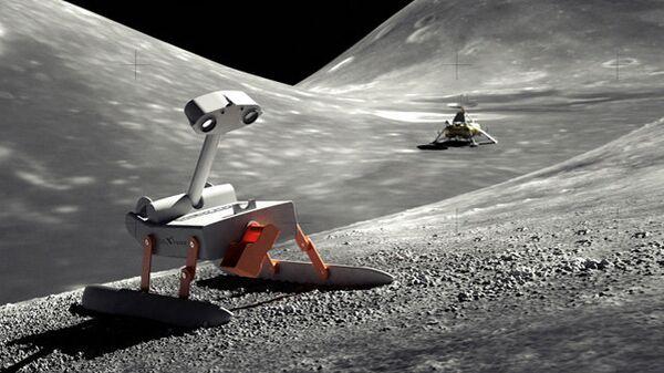 Selenojod, un nuevo róver lunar ruso - Sputnik Mundo