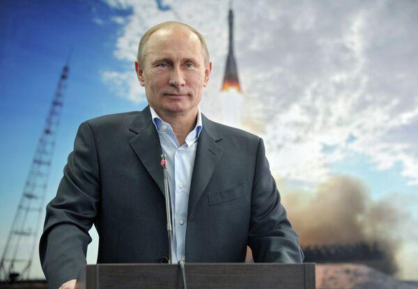 Putin: Rusia debe superar su atraso en la exploración del espacio profundo - Sputnik Mundo