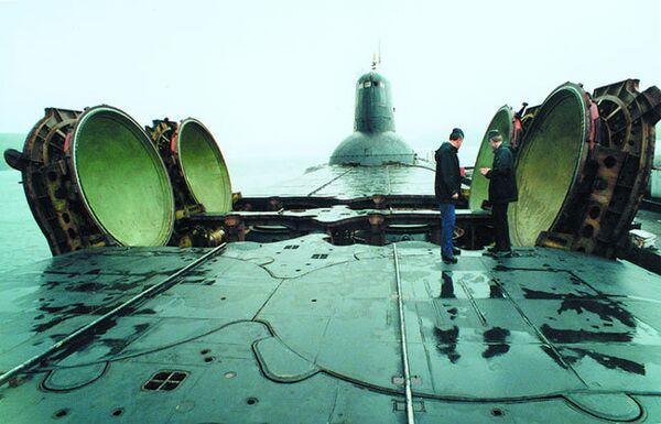 Submarino nuclear del proyecto Akula - Sputnik Mundo