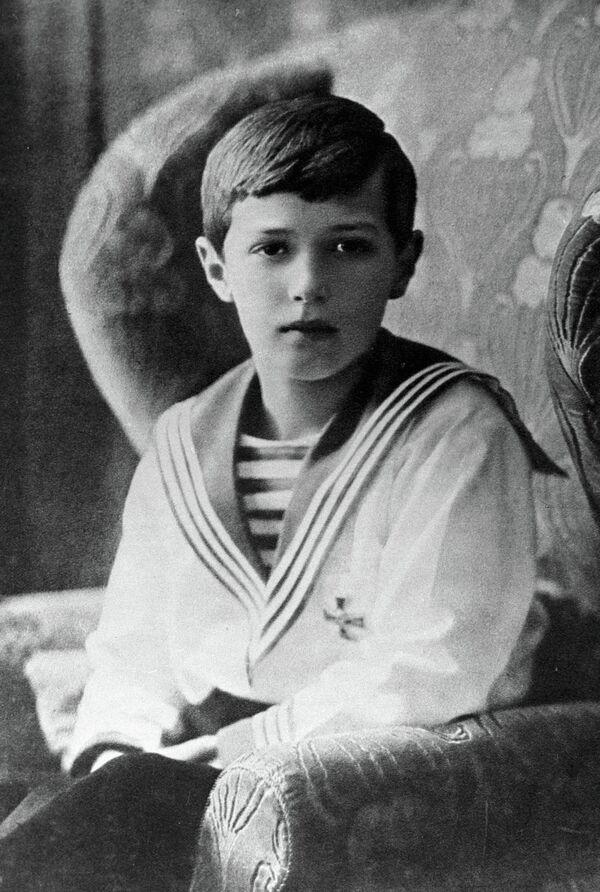 La trágica historia del tan esperado heredero del último emperador ruso - Sputnik Mundo